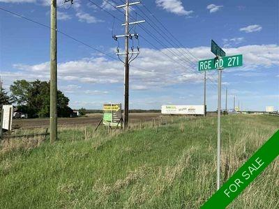Rural Parkland County Rural Land/Vacant Lot for sale:  Studio  (Listed 2020-08-11)